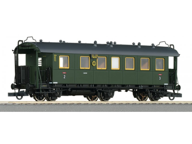 Roco 64690 Personenwagen 2 3 Klasse DRG